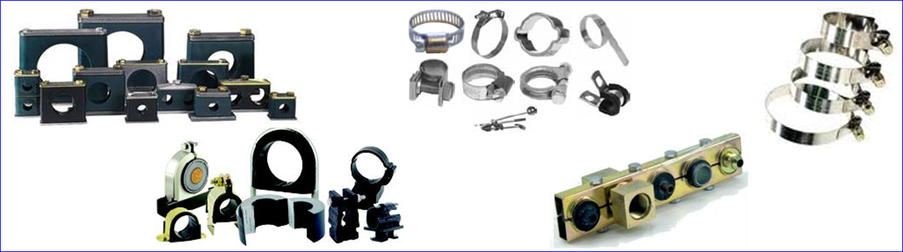 Hose, Tube, and Pipe Clamps