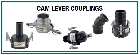 Cam Lever Couplings