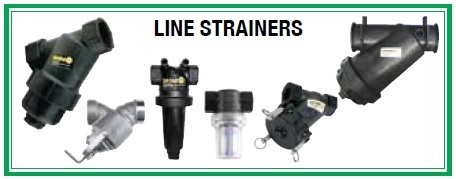 Line Strainers